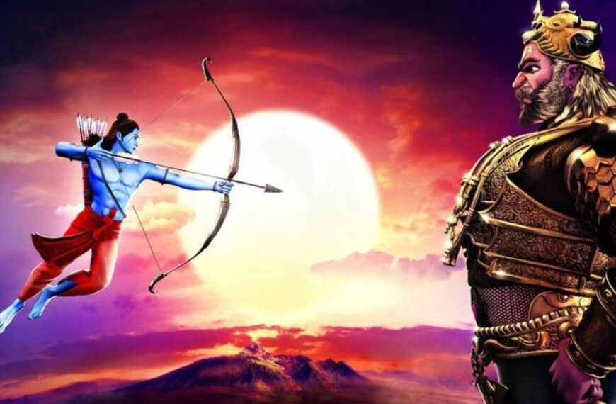 12 Shocking Facts That Could Prove Ramayana To Be True And Not Just A Myth
